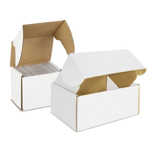 Box Packaging: Custom and Standard Box Packaging Solutions