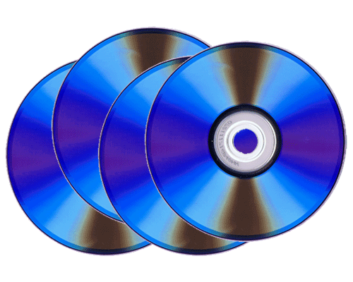 Blu-ray DVD Duplication Services by Corporate Disk Company