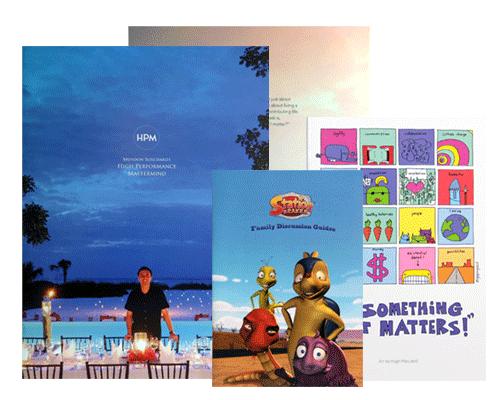 Magazines, Brochures & Newsletters