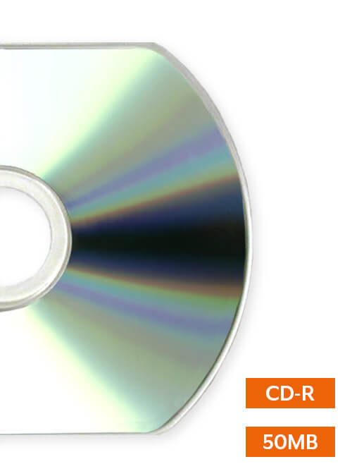 Business Card CD Duplication by Corporate Disk Company