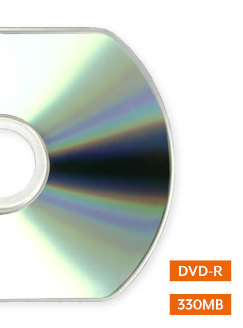 Business Card DVD Duplication by Corporate Disk Company