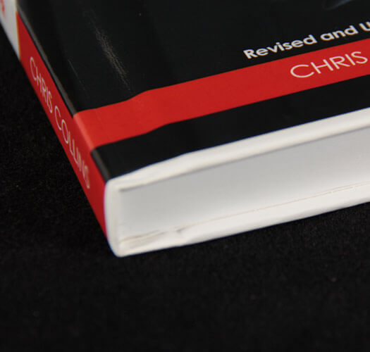 Case-Bound Perfect Binding by Corporate Disk Company