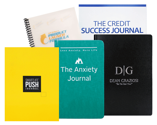 Custom Journal Printing Services by Corporate Disk Company