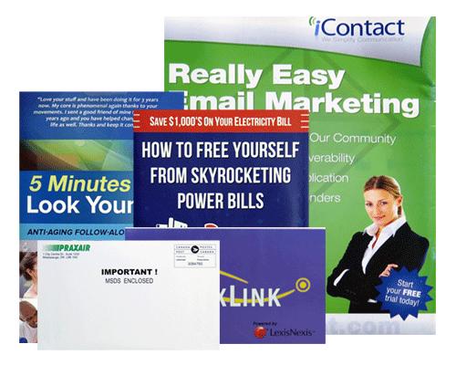 Direct Marketing & Mail Printing