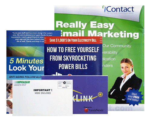 Direct Mail Printing & Packaging by Corporate Disk Company