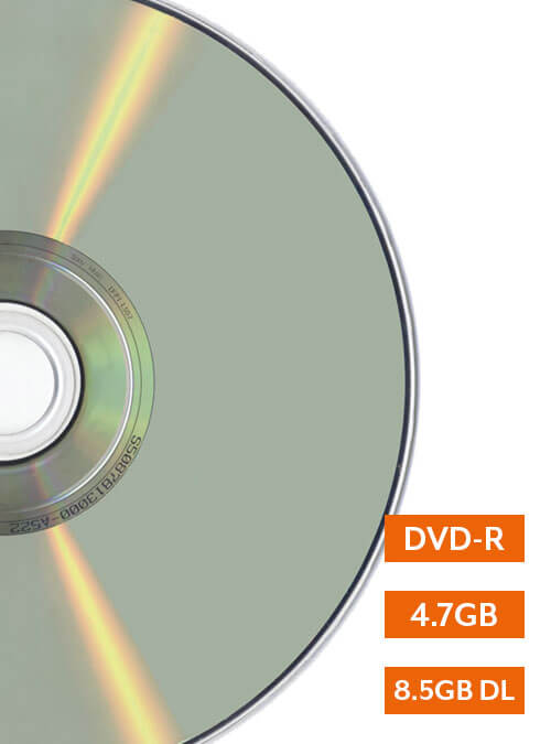 DVD Duplication by Corporate Disk Company