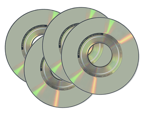 Mini-CD Duplication Services by Corporate Disk Company