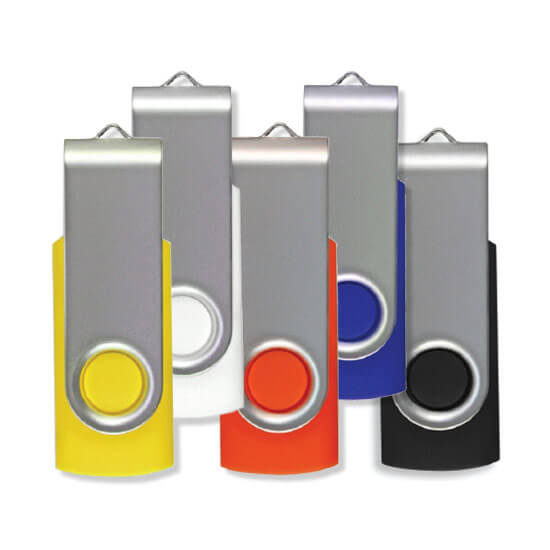 USB# MTL-201 Stock USB Duplication by Corporate Disk Company