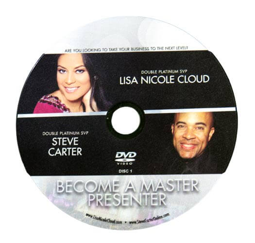 Silkscreen DVD or Blu-ray Printing by Corporate Disk Company