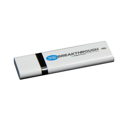USB Label Printing by Corporate Disk Company