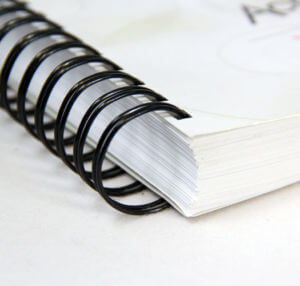 Wire-O Binding by Corporate Disk Company
