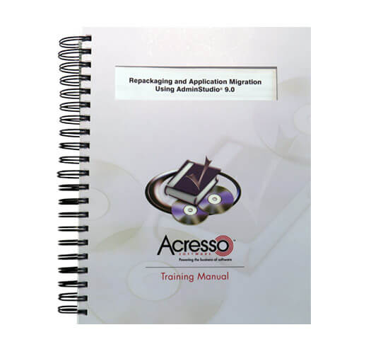Wire-O Book Printing by Corporate Disk Company