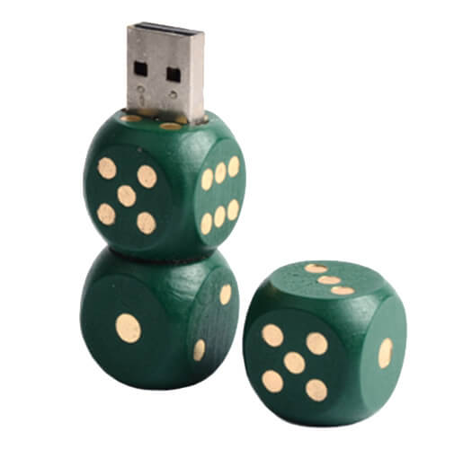 Custom Wooden USB Drive Duplication by Corporate Disk Company
