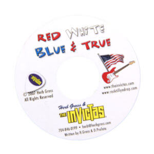CD Label Printing Example #1 by Corporate Disk Company
