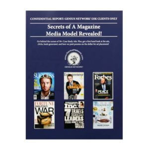 Saddle-Stitch Magazine Printing Example #4 by Corporate Disk Company