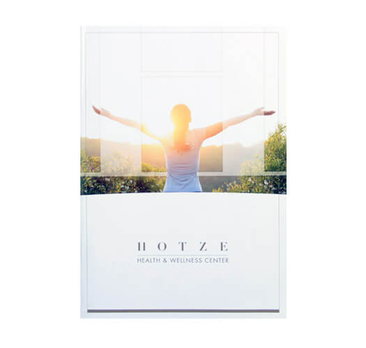 Softcover Brochure Printing by Corporate Disk Company
