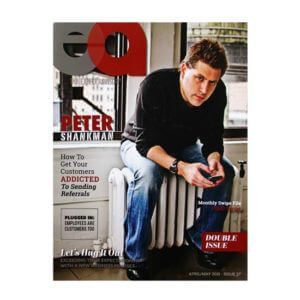 Softcover Magazine Printing Example #5 by Corporate Disk Company