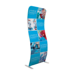 Banner Stand Printing Example #3 by Corporate Disk Company