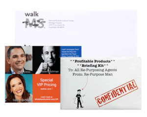 Direct Mail Variable Data Printing by Corporate Disk Company