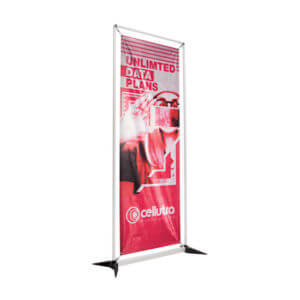Floor Banner Printing Example #2 by Corporate Disk Company
