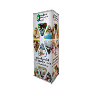 Pop-Up Banner Printing Example #3 by Corporate Disk Company