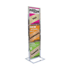 Retail Sign Printing Example #5 by Corporate Disk Company