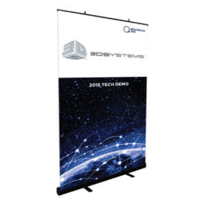 Retractable Banner Printing Example #4 by Corporate Disk Company
