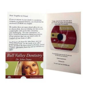 Variable Data Direct Mail Printing Example #7 by Corporate Disk Company