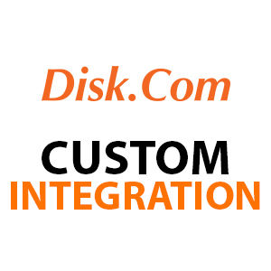 DISK.com Custom Integration