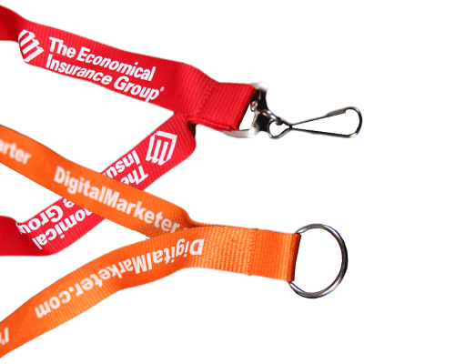 Custom Event Lanyards by Corporate Disk Company