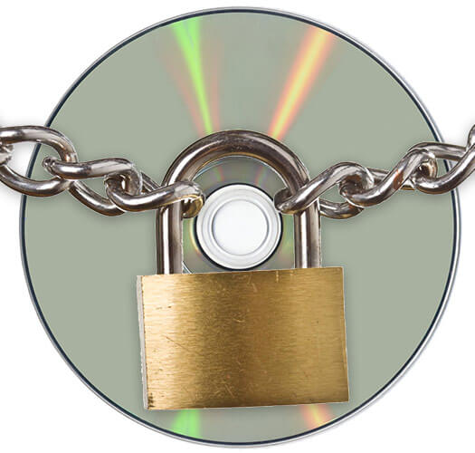 CD, DVD, & Media Encryption Security Services by Corporate Disk Company