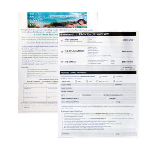Form & Multi-Form Printing Services by Corporate Disk Company