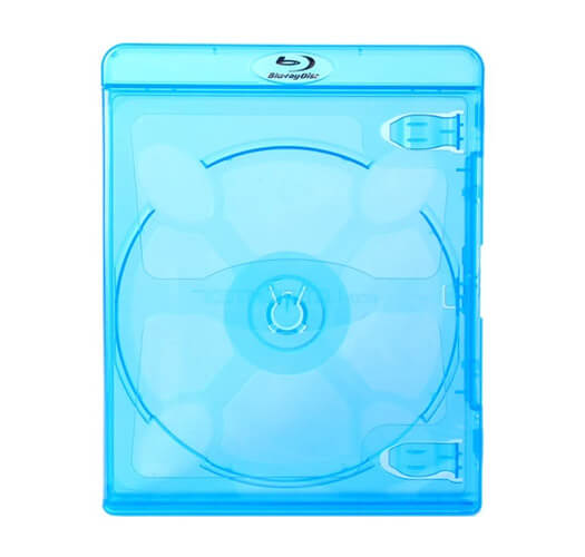 Standard Blu-Ray DVD Case by Corporate Disk Company
