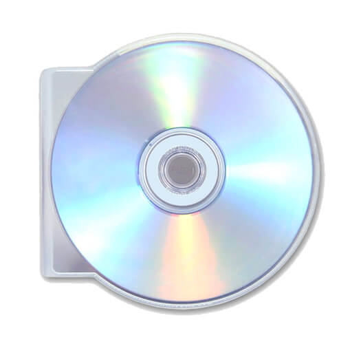 Standard CD C-Shell Packaging by Corporate Disk Company