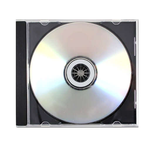 Standard CD Jewel Case Packaging by Corporate Disk Company