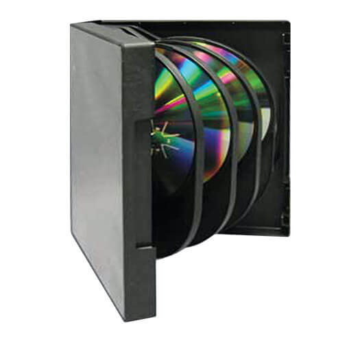 Standard CD Multi Disc Packaging by Corporate Disk Company