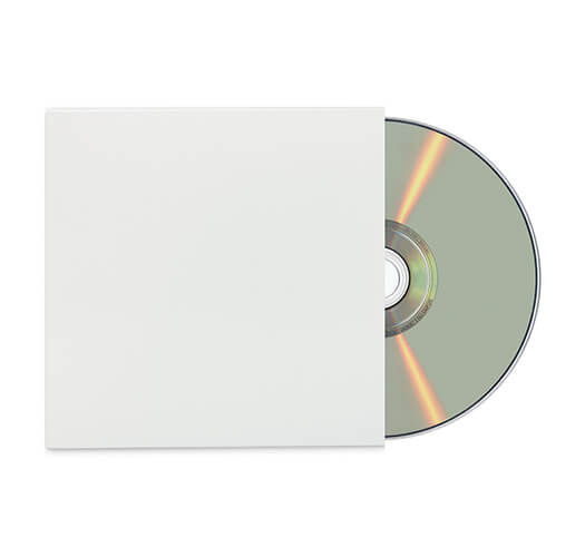 Standard DVD Jackets by Corporate Disk Company