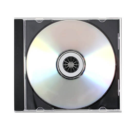 Standard DVD Jewel Cases by Corporate Disk Company