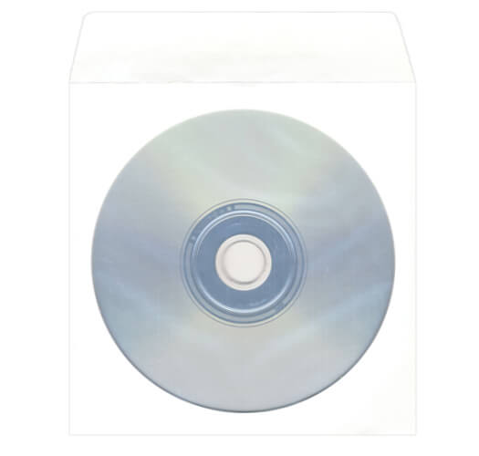 Standard DVD Sleeves by Corporate Disk Company