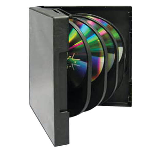 Standard Multi-DVD Cases by Corporate Disk Company