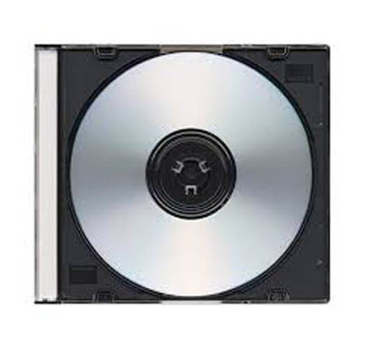 Standard Slimline CD Jewel Case Packaging by Corporate Disk Company