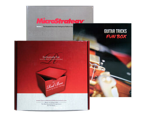 Custom Box Packaging by Corporate Disk Company