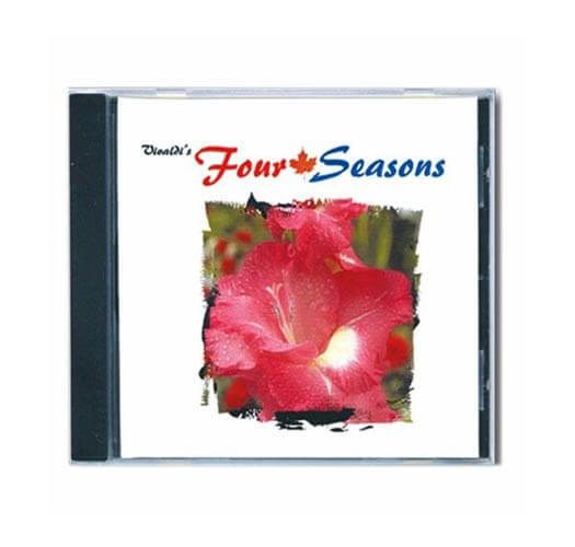 Custom CD Jewel Case Example #2 by Corporate Disk Company