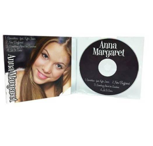 Custom Slim Line CD Packaging by Corporate Disk Company