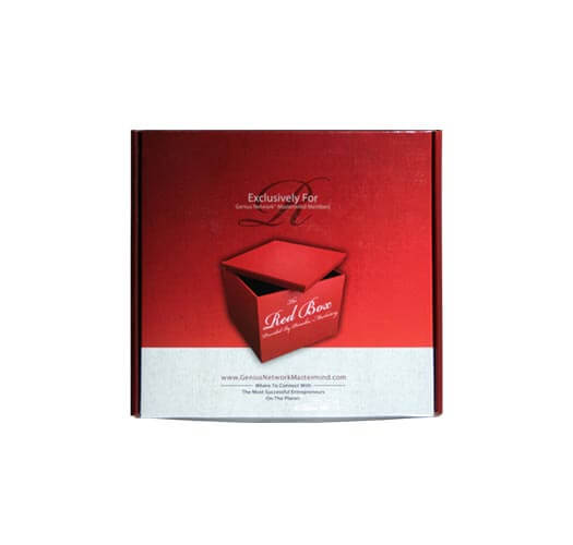 Custom Gift Box Packaging Example #4 by Corporate Disk Company