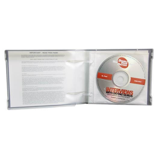Custom Multi CD Case by Corporate Disk Company