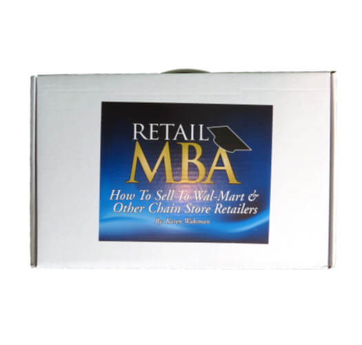 Labeled Gift Box Packaging Example #1 by Corporate Disk Company