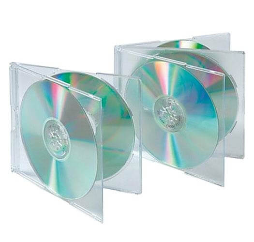 Multi-Disc CD Packaging by Corporate Disk Company