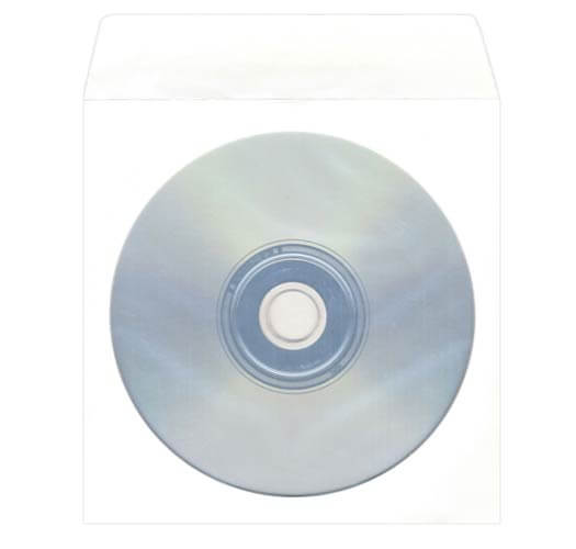 Paper & Tyvek DVD Sleeve Example #1 by Corporate Disk Company