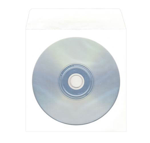 Paper Sleeve CD Packaging by Corporate Disk Company